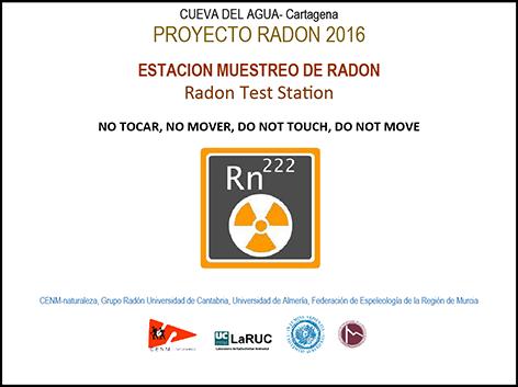 CARTEL-PROYECTO RADON